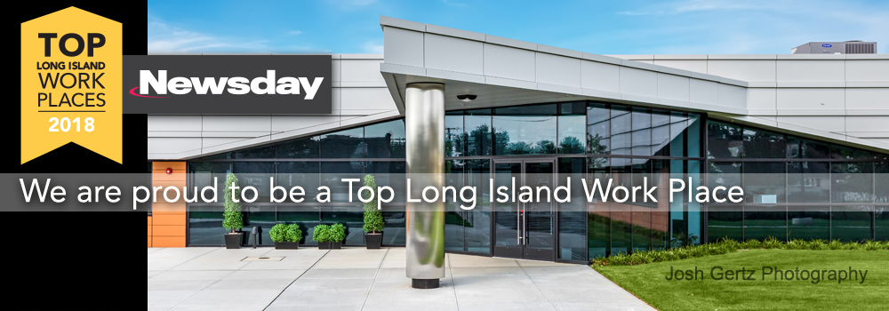 Top Long Island Work Places
